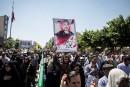 Immense foule aux funérailles des victimes des attentats en Iran