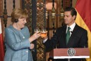 Mexique: l'accord de libre-échange avec l'UE est une «grande opportunité», dit Merkel