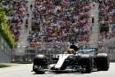 La pole à Lewis Hamilton, Lance Stroll17<sup>e</sup>