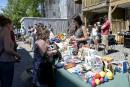 Le Grand bazar des ruelles dans Limoilou