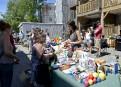 Le Grand bazar a envahi les ruelles de Limoilou, samedi.... | 10 juin 2017