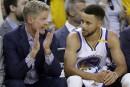 Golden State «dans une bien meilleure position» qu'en 2016, assure Kerr