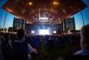 Quelque 5000 personnes ont assisté au spectacle Inondés d'amour à... | 11 juin 2017