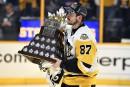 Sidney Crosby remporte le trophée Conn Smythe