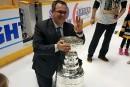 La coupe Stanley aux Penguins:Gauthier à court de qualificatifs