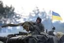 Ukraine: sept soldats tués dans l'Est rebelle