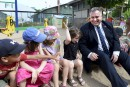 Cent nouvelles classes de maternelle 4 ans