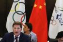 Le CIO «très heureux» de l'avancement des préparatifs à Pékin