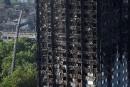 Incendie d'une tour à Londres: le bilan s'alourdit à 17morts