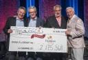 Plus de 20 M$ en 20 ans pour le CHUS (photos et vidéo)