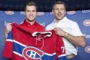 Jonathan Drouin signe un contrat de six ans avec le Canadien<strong></strong>