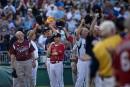 Après la fusillade, les élus du Congrès s'affrontent au baseball