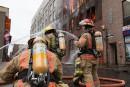 Les pompiers entérinent l'entente relative à leur régime de retraite