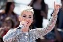 Katy Perry établit un record sur Twitter