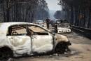 Plusieurs personnes mortes dans l'incendie étaient demeurées prisonnières de leur... | 18 juin 2017