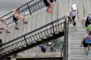 L'escalier du Faubourg... | 18 juin 2017