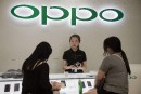 CHINA-US-SKOREA-TELECOMMUNICATION-WIRELESS-OPPO