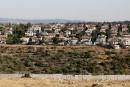 Forte hausse des constructions dans les colonies israéliennes