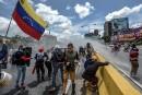 Venezuela : 80e jour de manifestations anti-Maduro