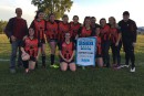 Rugby: École Paul-Le Jeune. Juvénile féminin. Championnes de ligue.... | 20 juin 2017