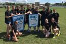 Ultimate Frisbee:Séminaire Saint-Joseph. Juvénile division 2. Champions de ligue et... | 20 juin 2017