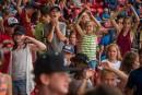 Trois mille écoliers aux Aigles