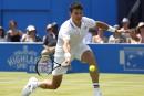 Milos Raonic éliminé par le 698e joueur mondial