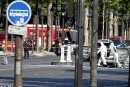 Champs-Elysées: l'assaillant détenait légalement des armes