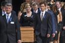 Des centaines de personnes aux obsèques de l'étudiant américain Otto Warmbier