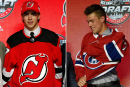 Repêchage de la LNH: les Devils choisissent un Suisse, le CH un Américain