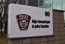 Poursuite policière à Sainte-Catherine: un jeune homme blessé gravement