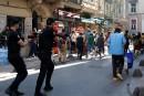 Istanbul: des balles en caoutchouc pour disperser la parade gaie