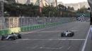 Le pilote Williams s'est fait dépasser de justesse au fil... | 25 juin 2017