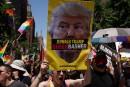 New York: un défilé de la Fierté sous le signe des anti-Trump