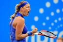 Kvitova se rapproche du <em>top10,</em> Bouchard61<sup>e</sup>