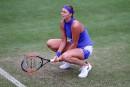 Kvitova déclare forfait à Eastbourne