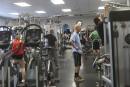 Un effort pour sauver la salle de musculation du Centre sportif