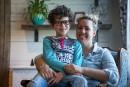 Difficile changement pour un enfant handicapé