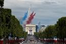 Macron convie Trump au défilé du 14 juillet