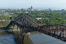 Centenaire du pont de Québec: la fête limitée aux rives