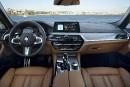 L'intérieur dela BMW SéŽrie 5... | 28 juin 2017