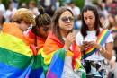 Madrid, recouverte d'arc-en-ciels, lance sa WorldPride