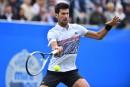 Novak Djokovic passe en demi-finale à Eastbourne