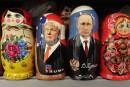 Trump souhaite une «relation plus constructive» avec la Russie