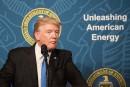 Trump «très fier» de la sortie de l'accord de Paris