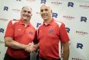 Sylvain Lefebvre et Larry Carrière dirigeront le Rocket de Laval