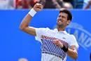 Novak Djokovic s'impose à Eastbourne