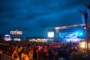 Une importante foule s'est déplacée pour la soirée de samedi... | 2 juillet 2017