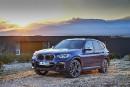 BMW présente la troisième génération desonX3