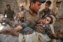 L'EI lance ses kamikazes pour freiner les forces irakiennes à Mossoul